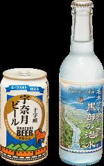 宇奈月ビール,黒部名水サイダー