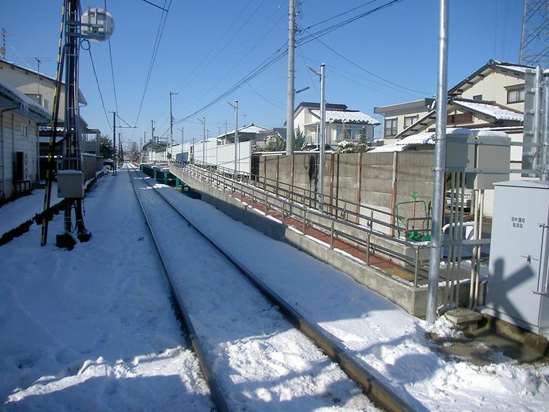 新庄田中駅